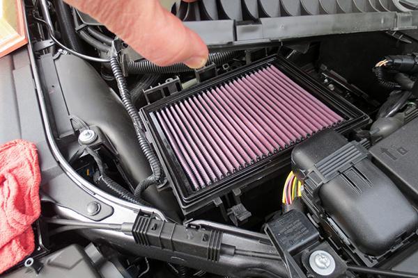 Filtro de Ar do Motor