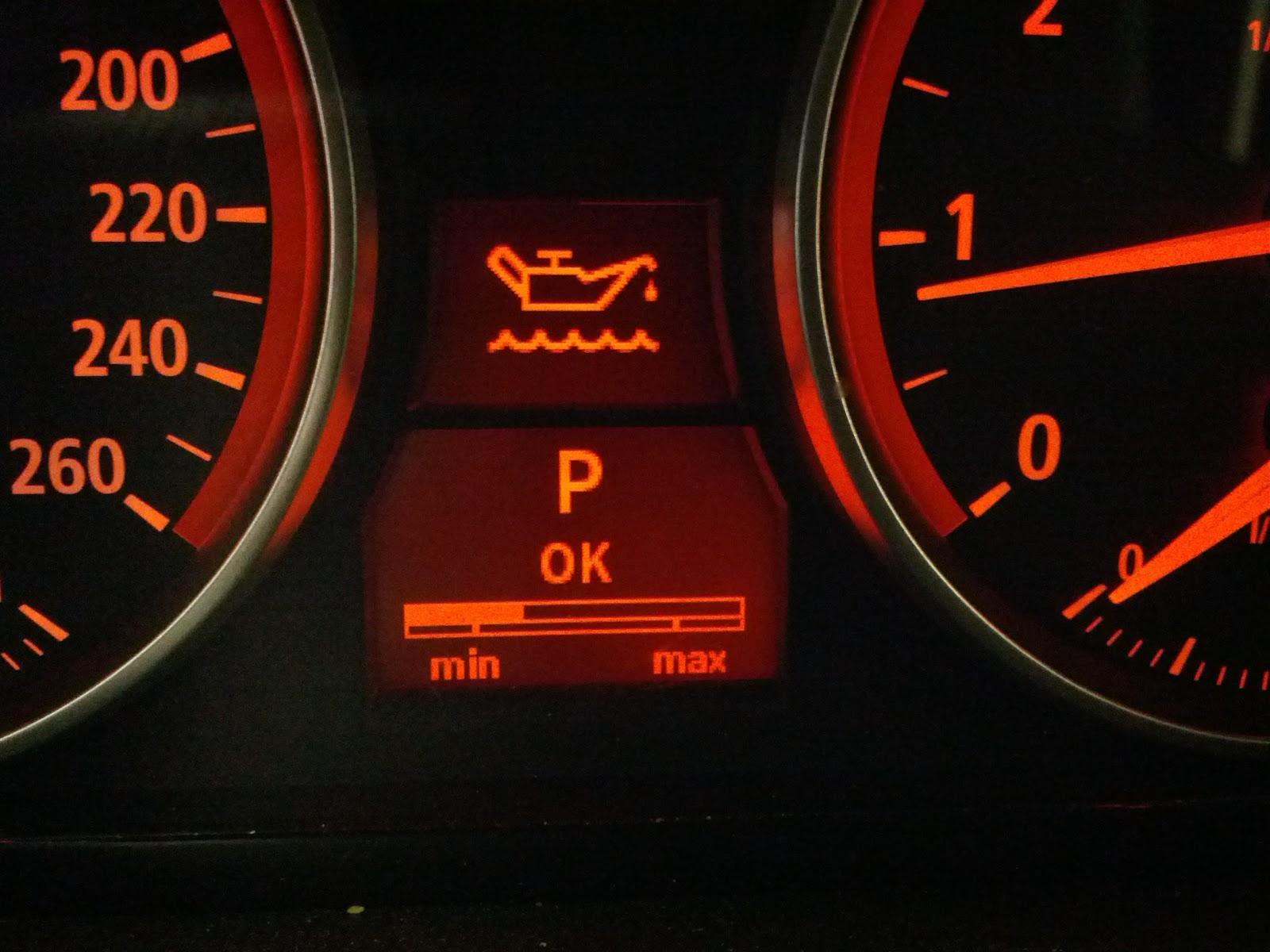 9d82e16db Luz de nível do óleo do motor